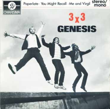 Genesis - 1982 - Three Sides Live (LP Rip MP3 at 320) [jarax4u]