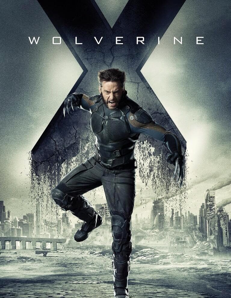 X-men days of future past - wolverine