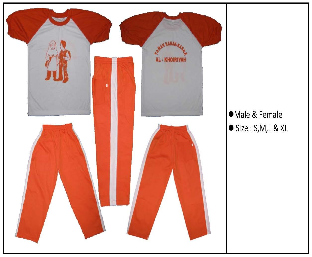 gambar koleksi baju seragam olahgara sekolah terbaru uutuk remaja