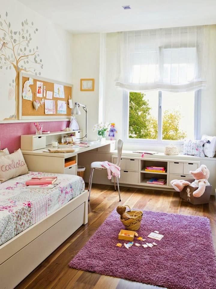 Marta decoycina habitaciones infantiles con orden y - Dormitorios infantiles originales ...