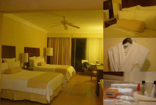 Habitaciones Fiesta Americana Condesa Cancún