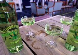 licor de maconha e lançado na Holanda