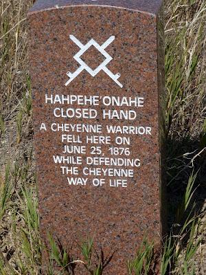 Indian marker