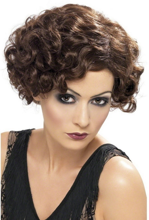 Short Hairstyles For Curly Hair Hairstyle For Womens