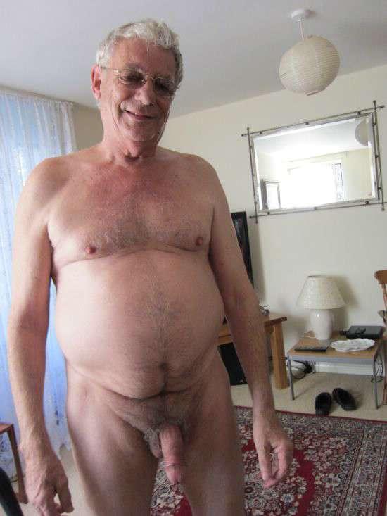 Gay Olderman Silverdaddies Naked