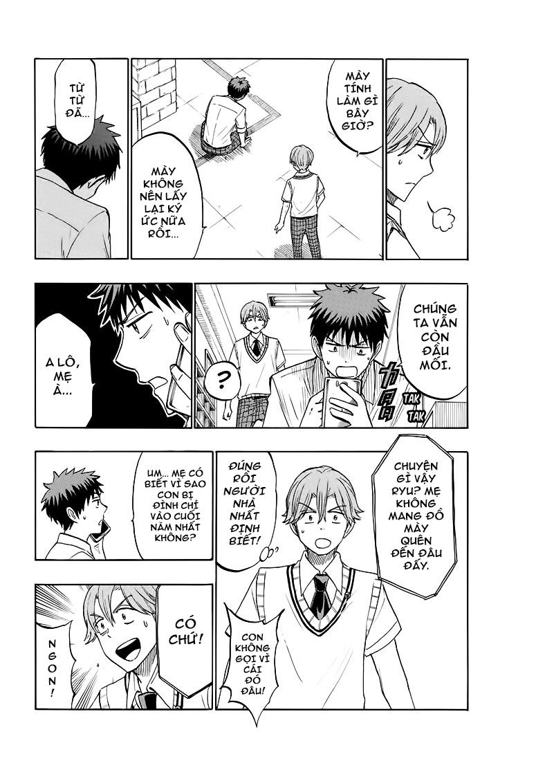 Yamada kun to 7 nin no Majo Chap 218 - Trang 10