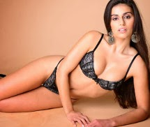 Gatas QB - Eden Ricco Miss Fanática Record Dezembro 2013
