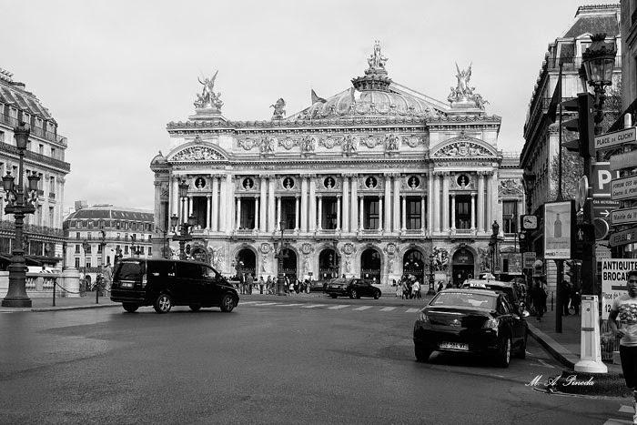 Opéra Garnier de París