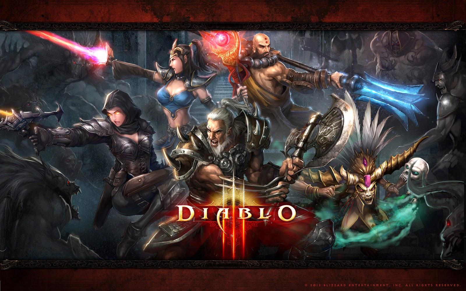 تحميل لعبة Diablo III: Ultimate Evil Edition نسخة PS2 - تحميل مباشر