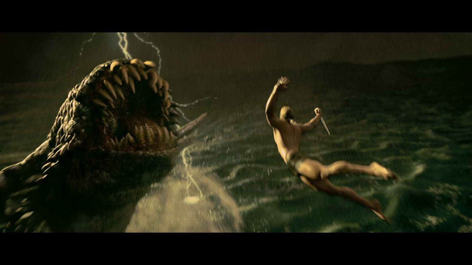 grendel the monster in beowulf Across the sea in geatland, beowulf hears of hrothgar's plight with the monster grendel he decides to go and kill it, and earn a reward from the rich hrothgar, and a place in songs and history.