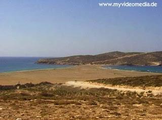 Prasonisi - Rhodes - Greece
