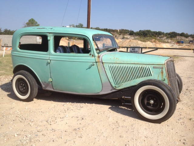 hot rod projects for sale
