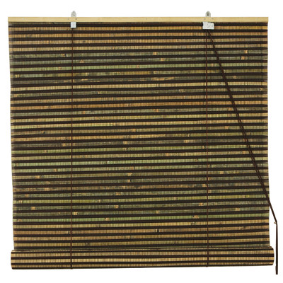 Bamboo Outdoor Roll Blinds Bamboo Products Photo