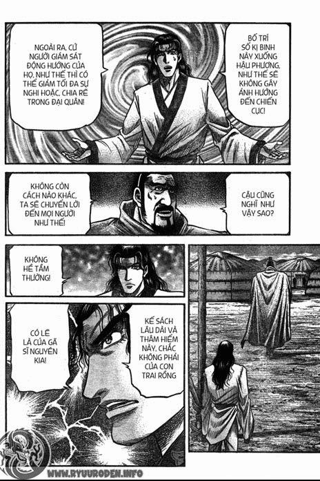 Chú Bé Rồng - Ryuuroden chap 195 - Trang 27