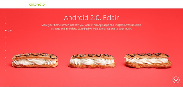 Android 2.0, Eclair