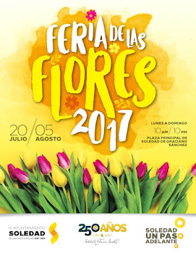 FERIA DE LAS FLORES 2017.