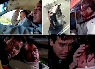 Marcial (Jorge Roelas) moría en accidente en 'Médico de familia'