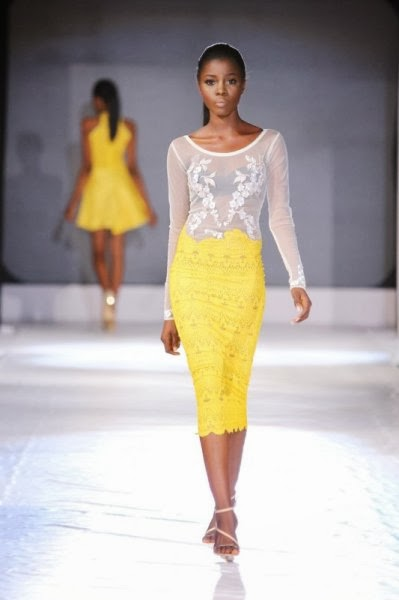 GTB Lagos Fashion & Design Week: Wiezdhum Franklyn