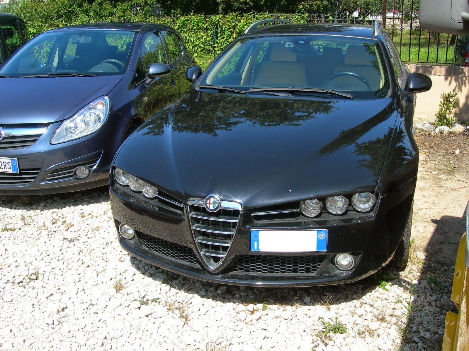 Alfa Romeo 159 1.9 150 CV progression sportwagon Con Navi 2007 Contattare x prezzo
