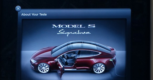 Gregs Tech Mumblings My First Three Months With The Tesla Model S