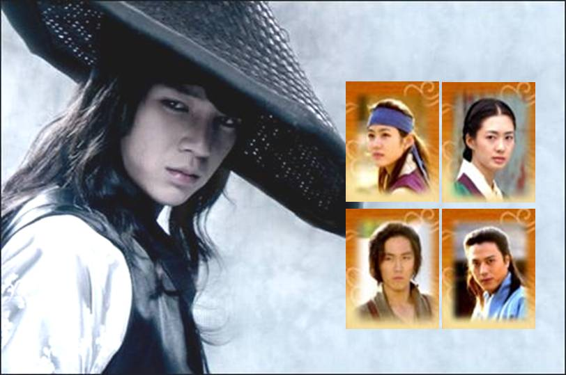 [D�Z�] Jang Keun Suk - The Great Ambition /// 2002