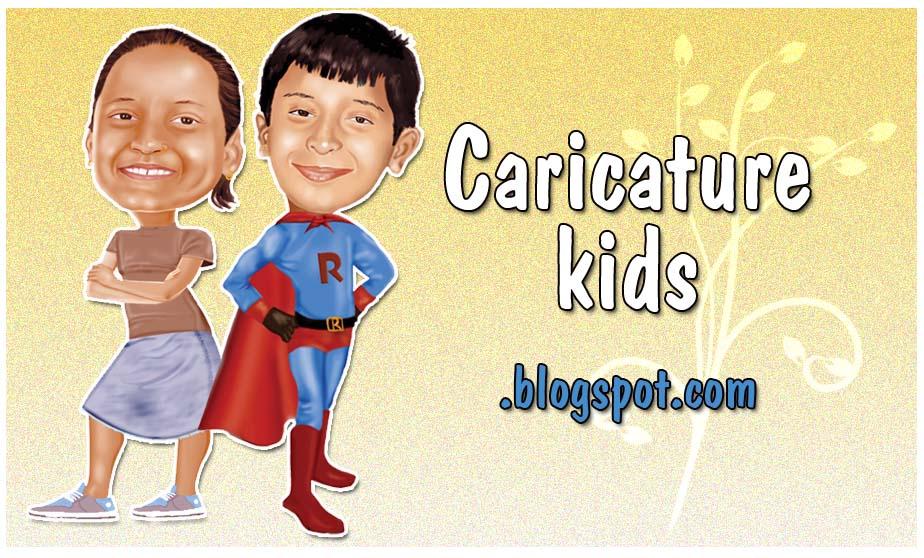 caricaturekids
