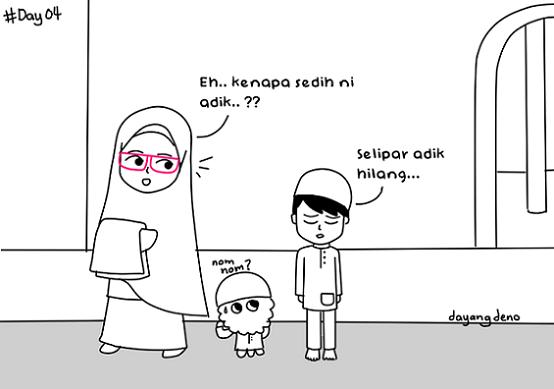 Ink Ramadan #Day04