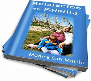 """Libro """"Relajación en Familia"""""""