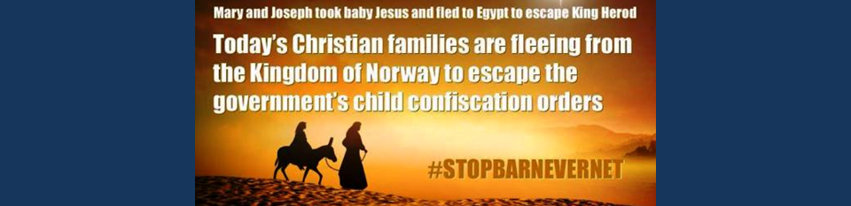 Stop Barnevernet!