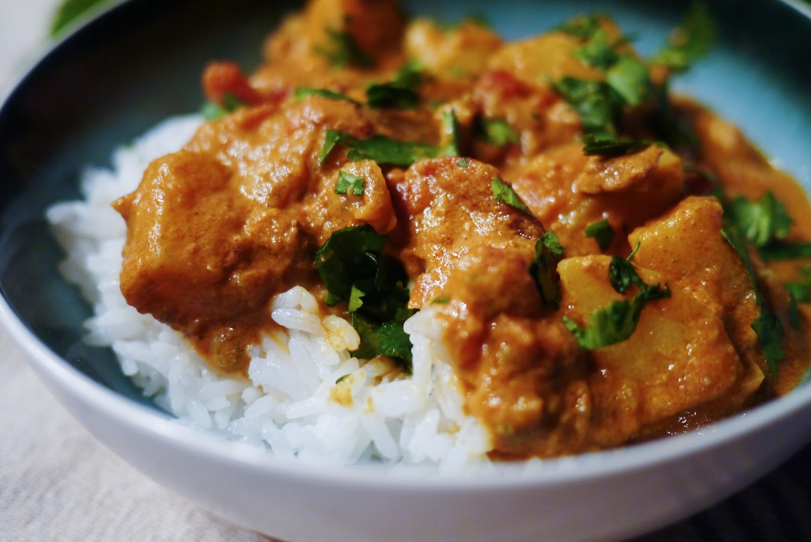 Slow Cooker Crockpot chicken tikka masala recipe