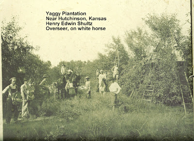 Yaggy, Kansas - A Reno County ghost town