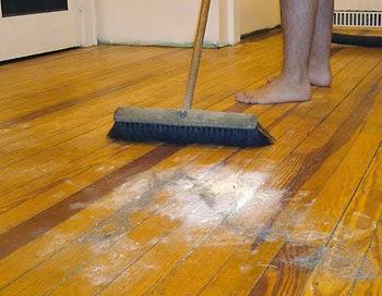 Tudo sobre casa como pintar piso de madeira - Como pintar piso ...