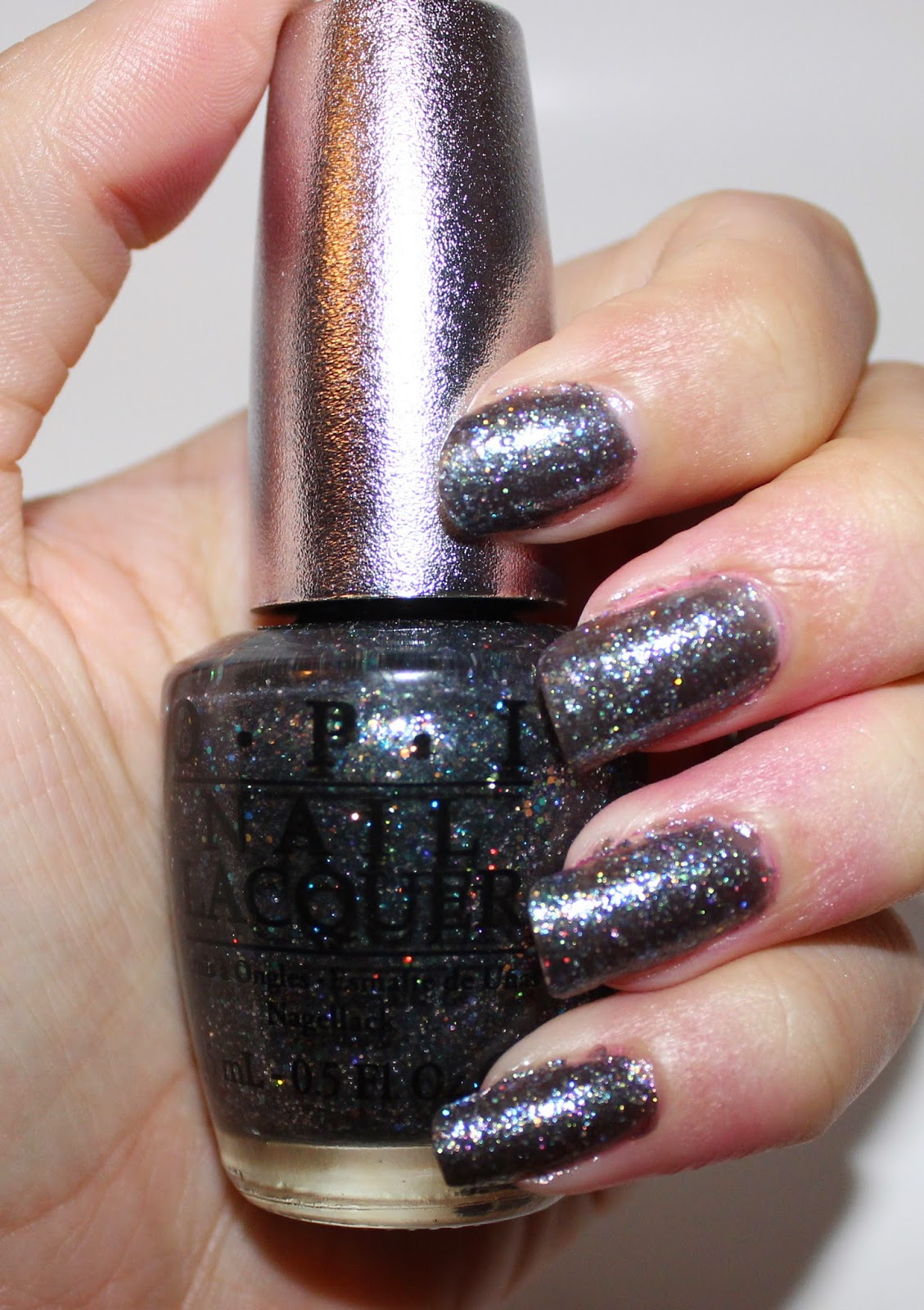 OPI DS Titanium Swatch