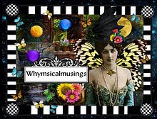 WHYMSICAL MUSINGS-Becky Loyal