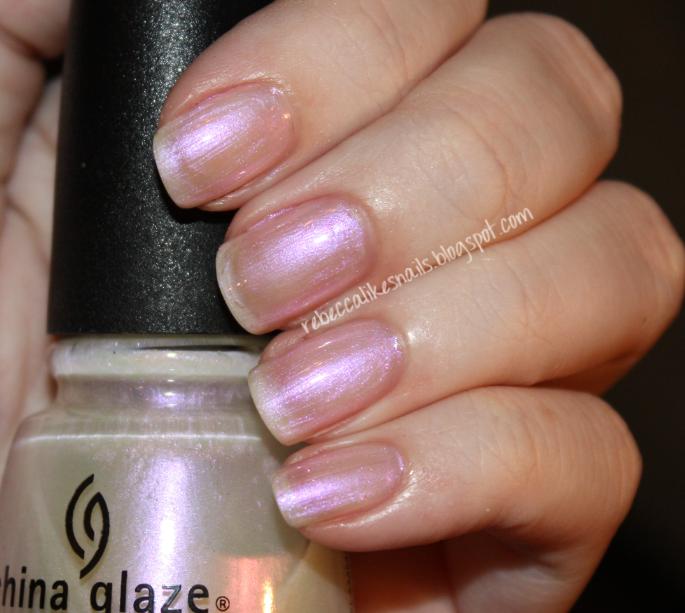 Rebecca Likes Nails: More China Glaze Swatch Spam