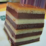 Resep Puding Karamel Lapis Coklat