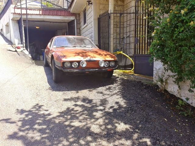 Volkswagen SP2 encontrado no Líbano 06