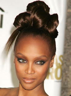 Tyra Banks Hairstyle Ideas for Women