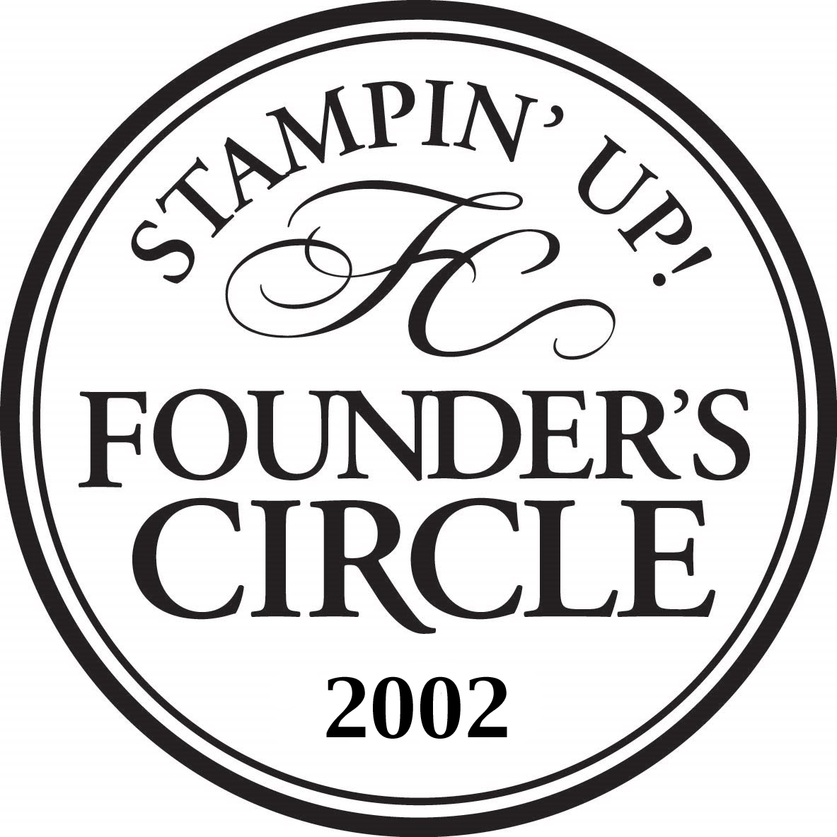 My Stampin' Up! Awards