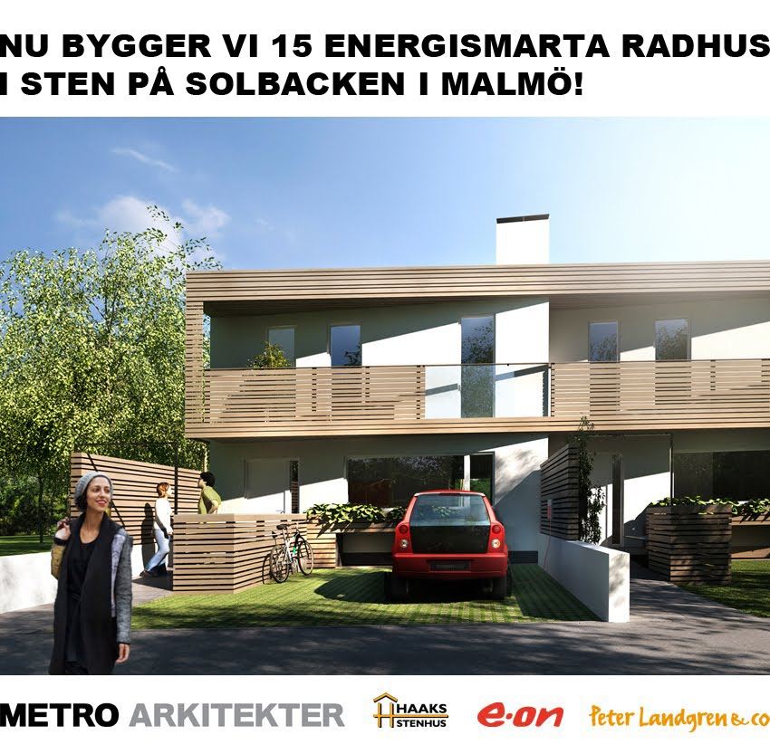 Metro Arkitekter Solbacken
