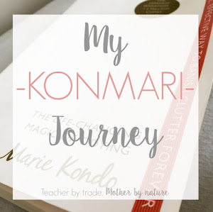 My KonMari Journey