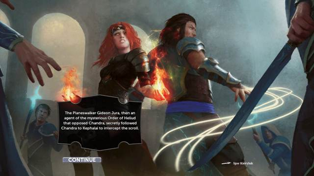 Capturas Magic the Gathering: Duels of the Planeswalkers 2012