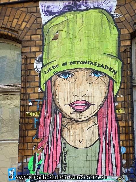 RAW, berlin, streetart, graffiti, revaler, fridrichshain, kunst, El Bocho