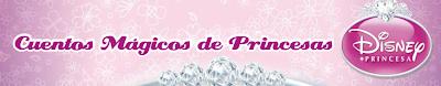 Cuentos Mágicos de Princesas Disney - El Mundo