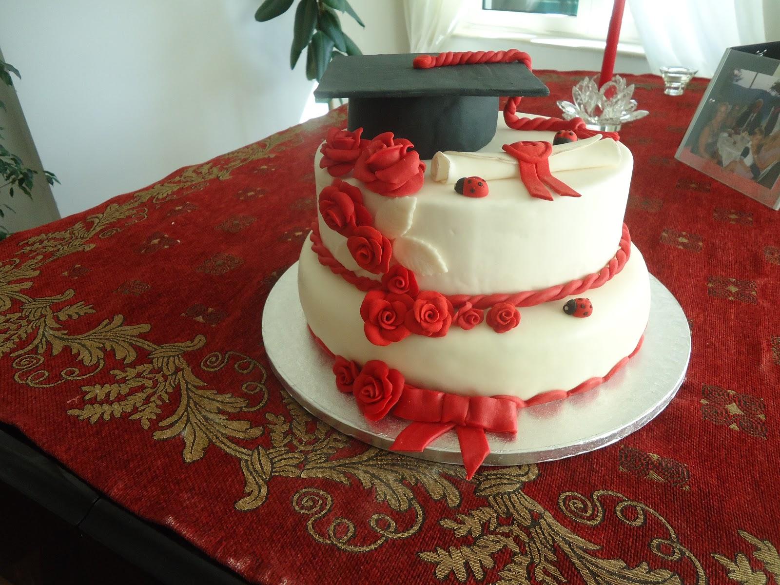 Le mie delizie torta di laurea per mia sorella for Laurea in design