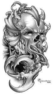 tattoos with skulls