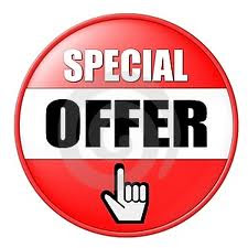 عرض خاص Special Offer In institute