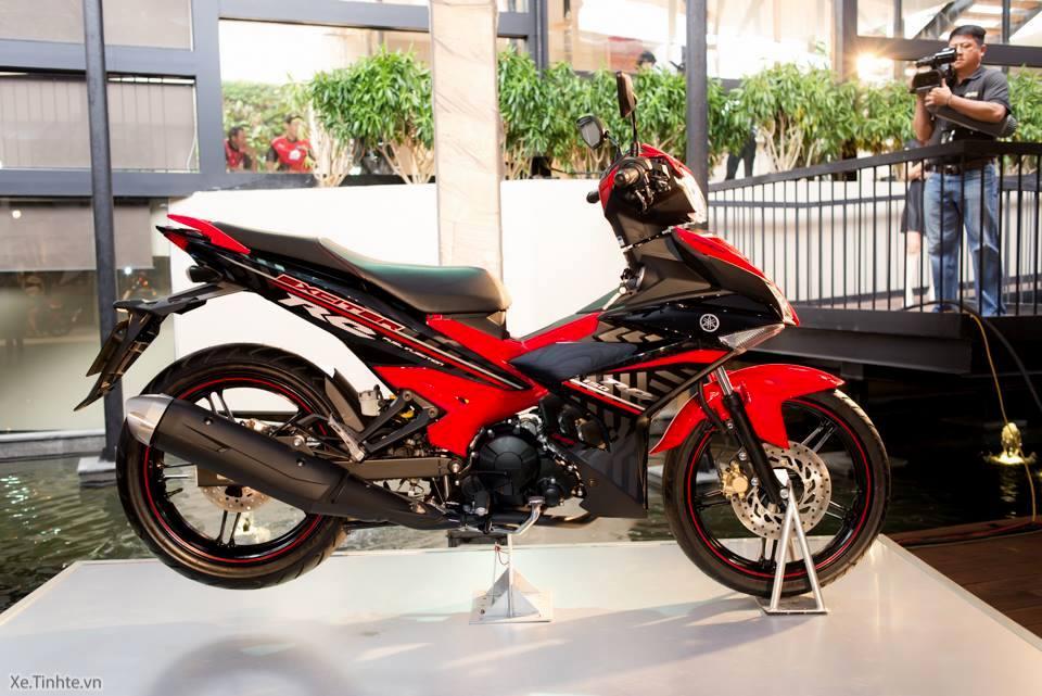 AHM akan menyerang market share Yamaha MX King dan Suzuki Satria F150 . . Yamaha santai saja,Suzuki tak tinggal diam !