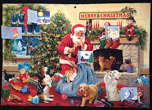 Real Family Time: Advent Calendar Day 5