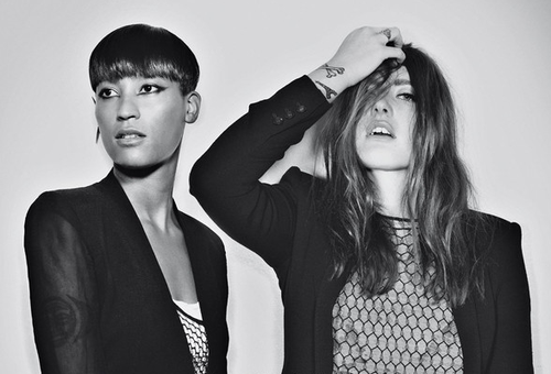 Icona Pop - On A Roll - traduzione testo video download